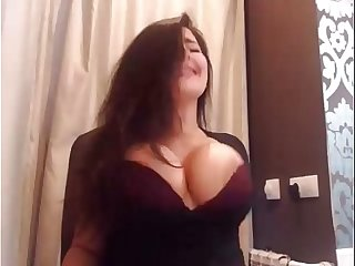 Pregnant Arab cam girl 2(monica lady)